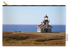 Point Cabrillo Light House Carry-all Pouch