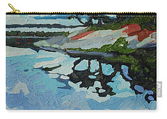 Point Paradise Carry-all Pouch by Phil Chadwick