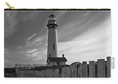 Carry-all Pouch featuring the photograph Point Pigeon Lighthouse by Jonathan Nguyen
