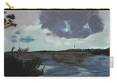 Pointe Aux Chein Blue Skies Carry-all Pouch