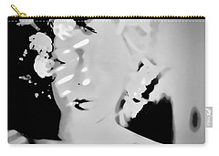 Carry-all Pouch featuring the photograph Poise by Jessica Shelton