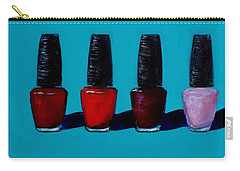 Polished Opi Nail Polish Carry-all Pouch