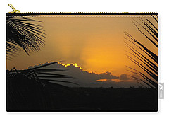Ponce Sunrise Carry-all Pouch by Daniel Sheldon