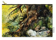 Pond Fairy Carry-all Pouch