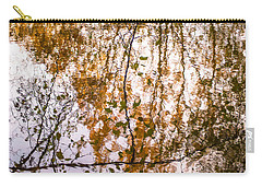 Pond Reflections #3 Carry-all Pouch