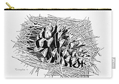 Ponderosa Pine Cone Carry-all Pouch