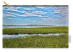 Ponquogue Bridge Carry-all Pouch