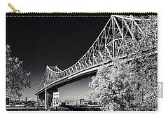 Pont Jacques Cartier Carry-all Pouch