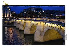 Pont Neuf Bridge - Paris - France Carry-all Pouch