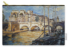 Pont Neuf Paris Carry-all Pouch