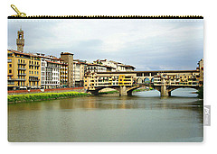 Ponte Vecchio 1 Carry-all Pouch