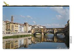 Ponte Vecchio - The Old Bridge - Florence Carry-all Pouch