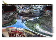 Pontiac Hood Ornament Carry-all Pouch by Victor Montgomery