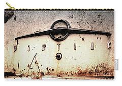 Pontiac Carry-all Pouch by Rebecca Davis