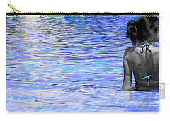 Pool Carry-all Pouch by J Anthony