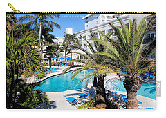Poolside 01 Carry-all Pouch