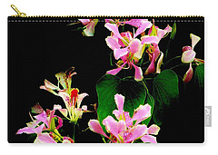 Poor Mans Orchid Carry-all Pouch by Amar Sheow
