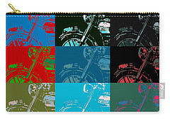 Popart Motorbike Carry-all Pouch