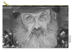 Popcorn Sutton - Jam - Moonshine Carry-all Pouch
