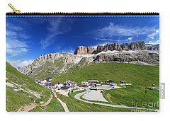 Pordoi Pass And Mountain Carry-all Pouch