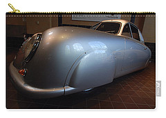 Porsche 1949 356 S L Gmund Coupe Carry-all Pouch by John Schneider