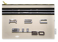 Porsche 50th Anniversary Rear Badge Carry-all Pouch