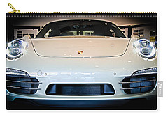 Porsche 911 50th Front With Led's Carry-all Pouch