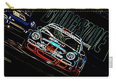 Porsche 911 Racing Carry-all Pouch