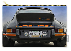 Porsche Carrera Rsr Carry-all Pouch by Douglas Pittman