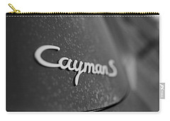 Standing Porsche Cayman S Carry-all Pouch
