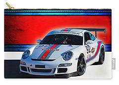 Porsche Gt3 Martini Carry-all Pouch