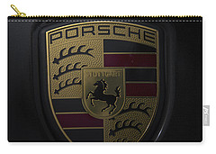 Porsche Logo Carry-all Pouch