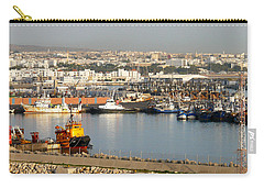 Port Of Agadir Morocco 1 Carry-all Pouch