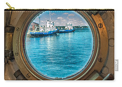 Hmcs Haida Porthole  Carry-all Pouch