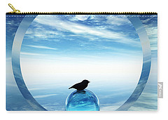 Portal To Peace Carry-all Pouch