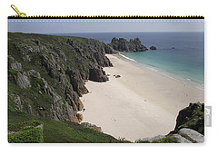 Porthcurno Cove Carry-all Pouch