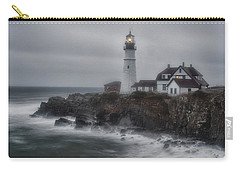 Portland Head Nor'easter Carry-all Pouch