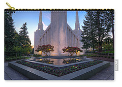 Portland Temple Carry-all Pouch