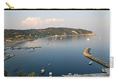 Carry-all Pouch featuring the photograph Porto Bay by George Katechis