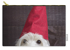 Portrait Of A Garden Gnome Carry-all Pouch