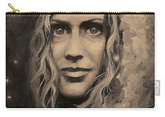 Portrait Of Annie Carry-all Pouch