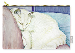 Portrait Of Monroe Carry-all Pouch