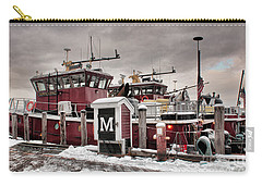 Portsmouth Tugboats Carry-all Pouch