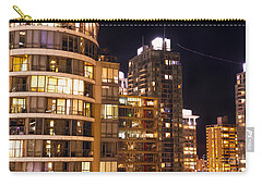 Carry-all Pouch featuring the photograph Posh Neighbors Dccxl by Amyn Nasser