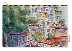 Positano Restaurant Carry-all Pouch