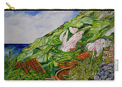 Positano Terrace Carry-all Pouch