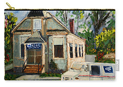 Post Office At Lafeyette Nj Carry-all Pouch