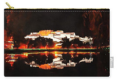 Potala Palace Night View Carry-all Pouch