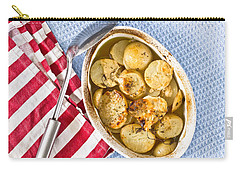 Potato Dish Carry-all Pouch by Tom Gowanlock