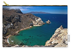 Potato Harbor Views Carry-all Pouch by Adam Jewell